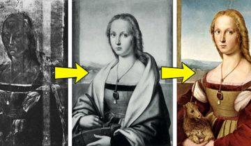 знаменитых картин